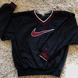 Vintage Nike Sweater w/ front pocket